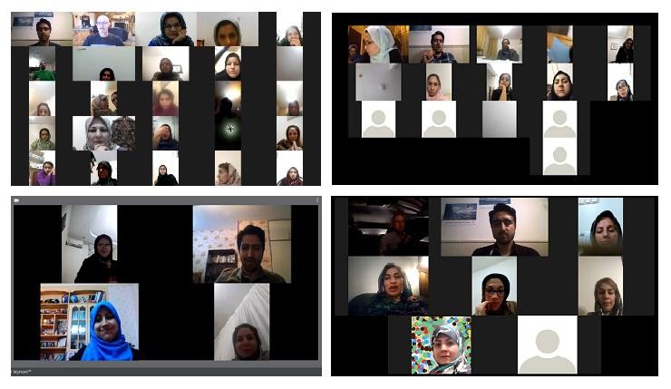 کارگاه آنلاین مقدماتی ، درک اسکات ، دوره ی سوپرویژن ، محمد مهراد صدر